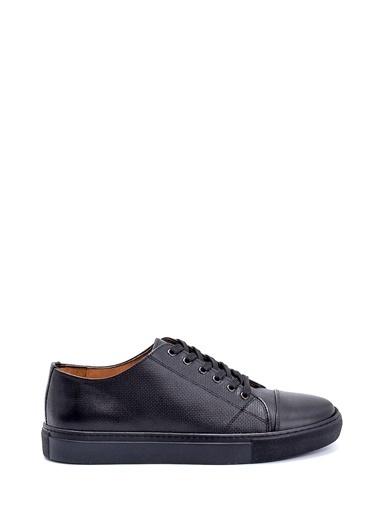 Derimod Erkek Ayakkabı(4107) Sneaker Siyah